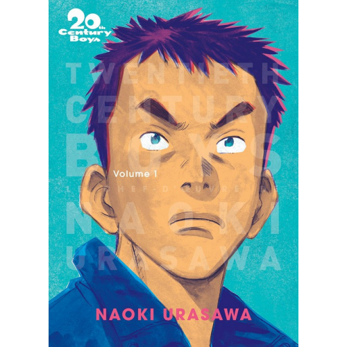 20th Century Boys Perfect Edition Tome 1 (VF)