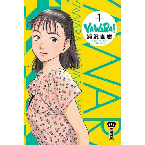 Yawara! - Tome 1 (VF)