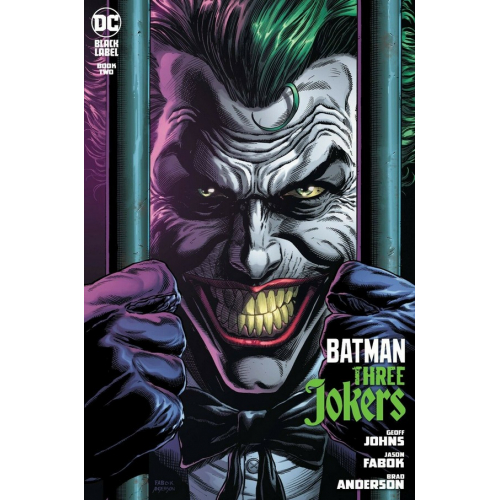 Batman: Three Jokers 2 Fabok Premium Variant D (VO)