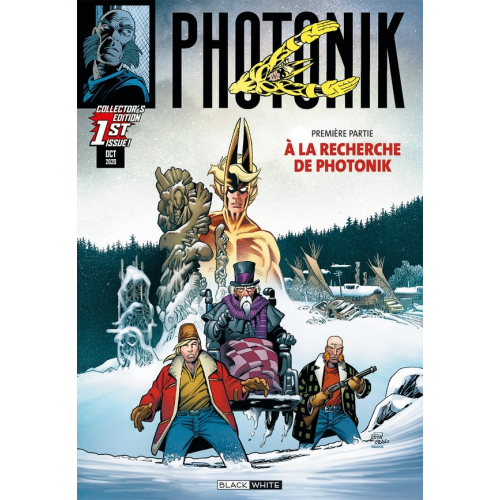 ALL IN COLOR PHOTONIK : Les Origines du Dr Ziegel - Une Aventure de Photonik (VF)