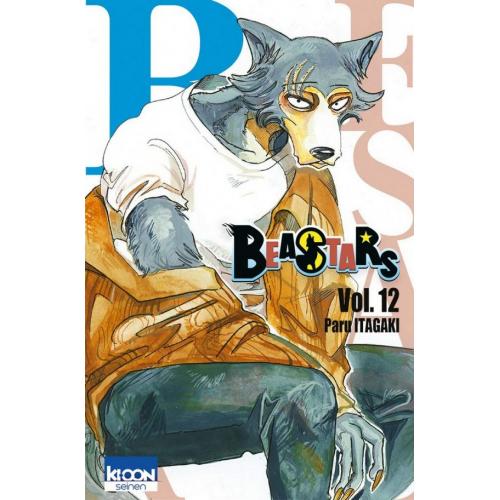 Beastars Tome 12 (VF)