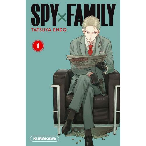 Spy X Family Tome 1 (VF)
