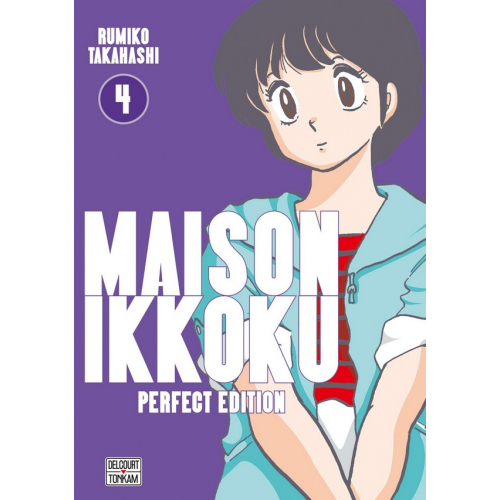 Maison Ikkoku Perfect Edition Tome 4 (VF)