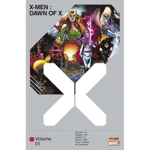 Abonnement 5 mois DAWN OF X (VF)