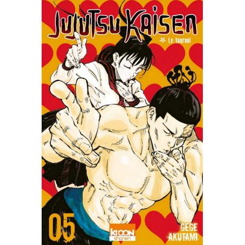 Jujutsu Kaisen Tome 5 (VF)