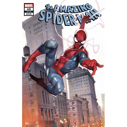 AMAZING SPIDER-MAN 49 COIPEL VAR (VO)