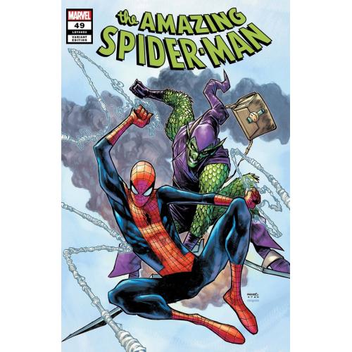 AMAZING SPIDER-MAN 49 RAMOS VAR (VO)
