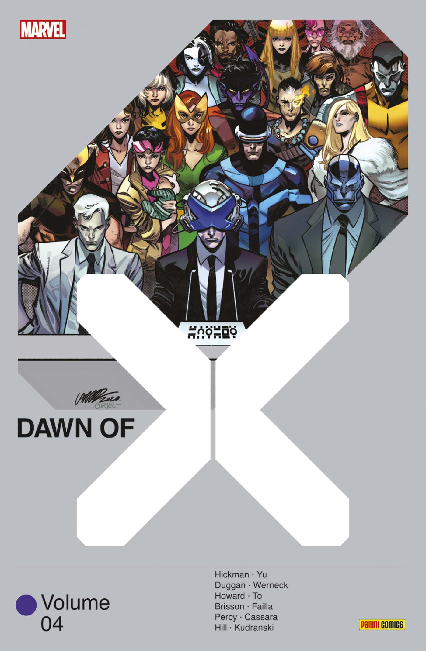 X-MEN : DAWN OF X 4 (VF)
