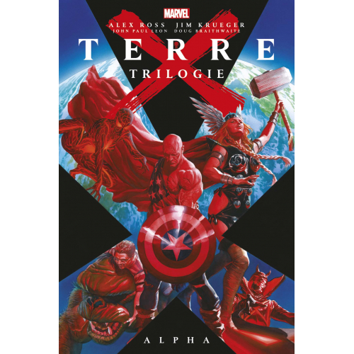 Terre X Alpha Omnibus (VF)