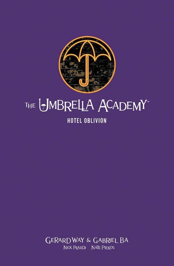 UMBRELLA ACADEMY LIBRARY EDITION HC VOL 03 HOTEL OBLIVION (VO)