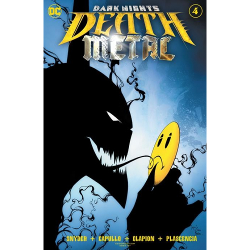 DARK NIGHTS DEATH METAL 4 (OF 7) (VO)
