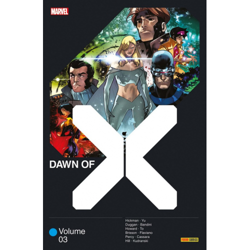 DAWN OF X 3 (VF)