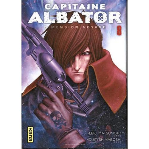 Capitaine Albator Dimension Voyage Tome 8 (VF)