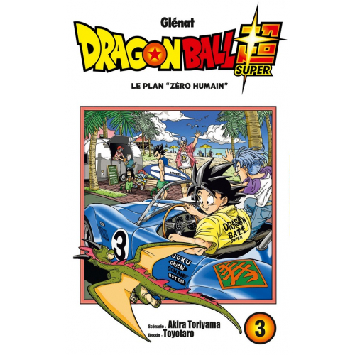 Dragon Ball Super Tome 3 (VF)