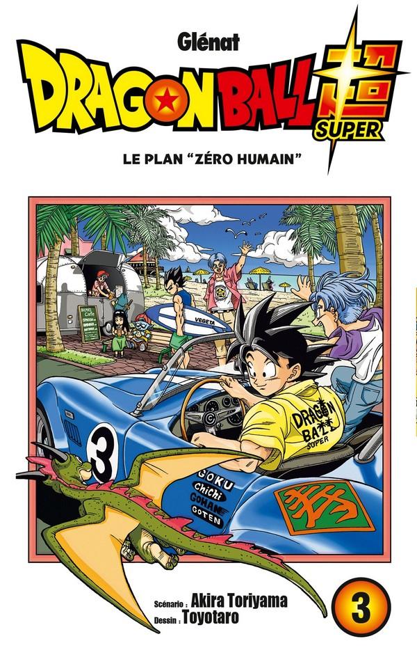 Dragon Ball Super Tome 3 (VF)