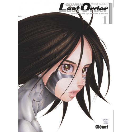 Gunnm Last Order Édition Originale Tome 1