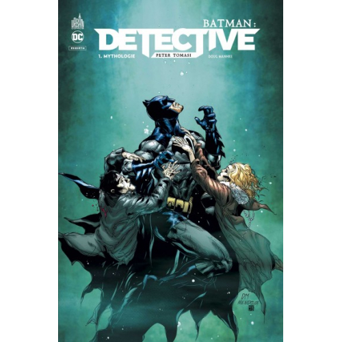 Batman : Detective Pack Tome 1 + Tome 2 offert (VF)