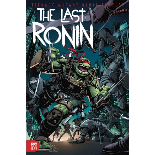 TMNT THE LAST RONIN 2 (OF 5)