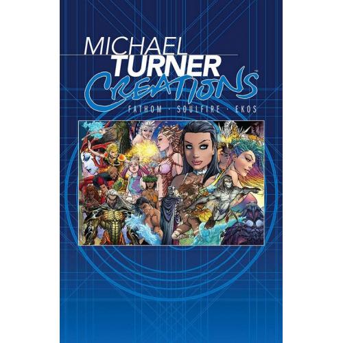 Michael Turner Creations HC (VO)
