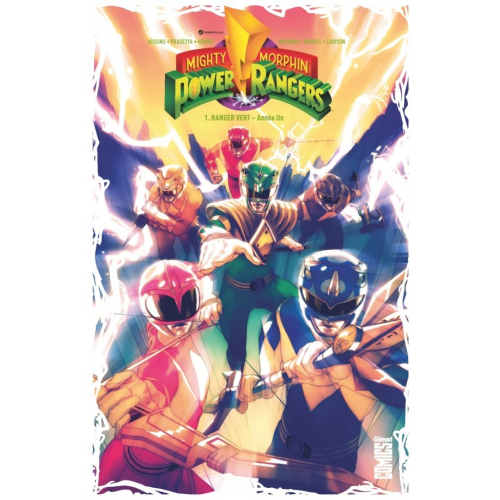 Power Rangers Tome 1 (VF)