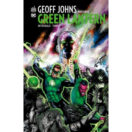 Geoff Johns présente Green Lantern Intégrale Tome 7 (VF)