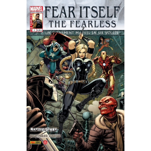 Fear Itself : the fearless 3 fascicule (vf) occasion