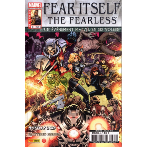 Fear Itself : the fearless 2 fascicule (vf) occasion