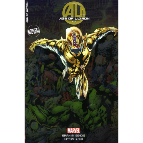Age of Ultron 1 fascicule (VF) occasion