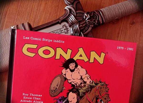 Conan : les COMIC STRIPS INEDITS 1978 - 1979 (VF)