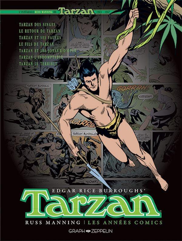 Tarzan - Les années comics (VF)