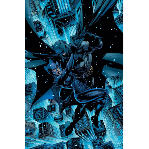 BATMAN CATWOMAN 1 (OF 12) CVR A CLAY MANN (VO)