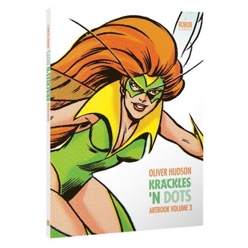 Artbook Oliver Hudson Krakles N Dots 2 (VF)