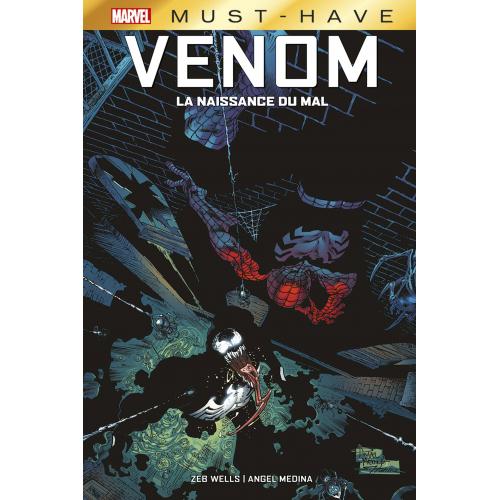 Venom La naissance du mal (VF)