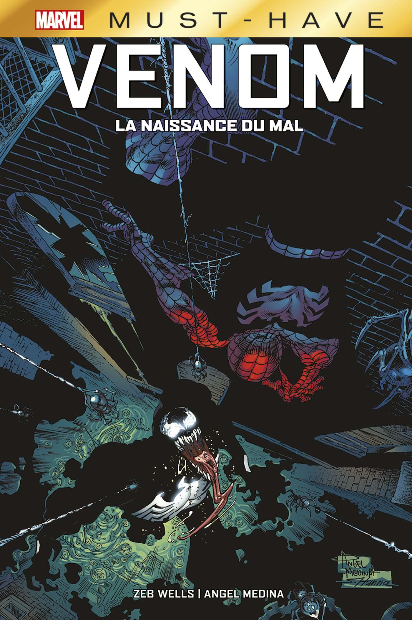 Venom Dark Origins (VF)