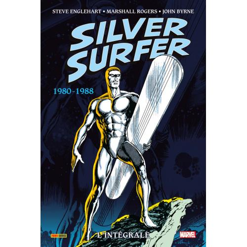 Silver Surfer Intégrale Tome 3 1980-1988 (VF)