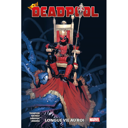 Deadpool Tome 1 (VF)