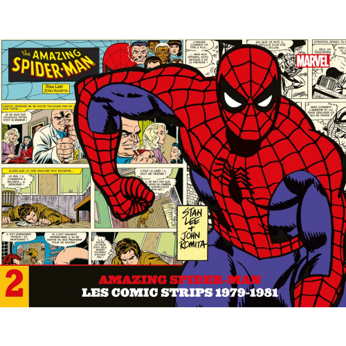 Amazing Spider-Man: Les comic strips 1979 -1981 (VF)