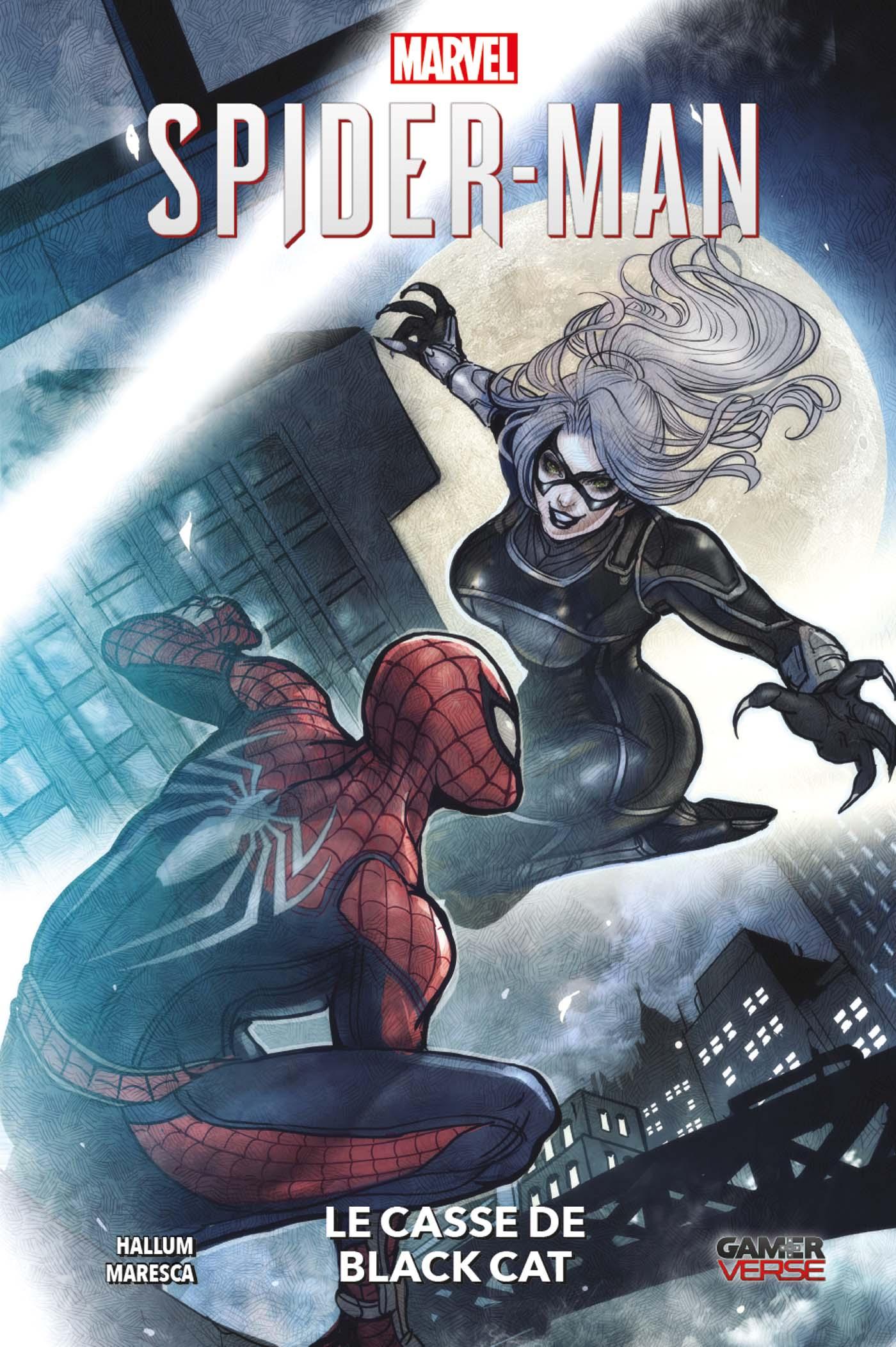 Spider-Man: Black Cat strikers (Gamer Verse) (VF)