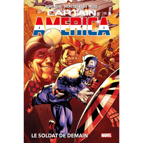 Captain America Tome 2 : Le soldat de demain (VF)