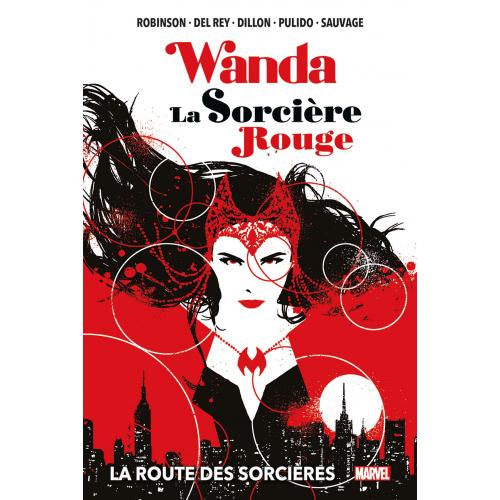 Wanda : La sorcière Rouge (VF)