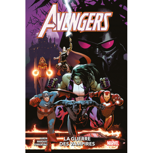 Avengers Tome 3 (VF)