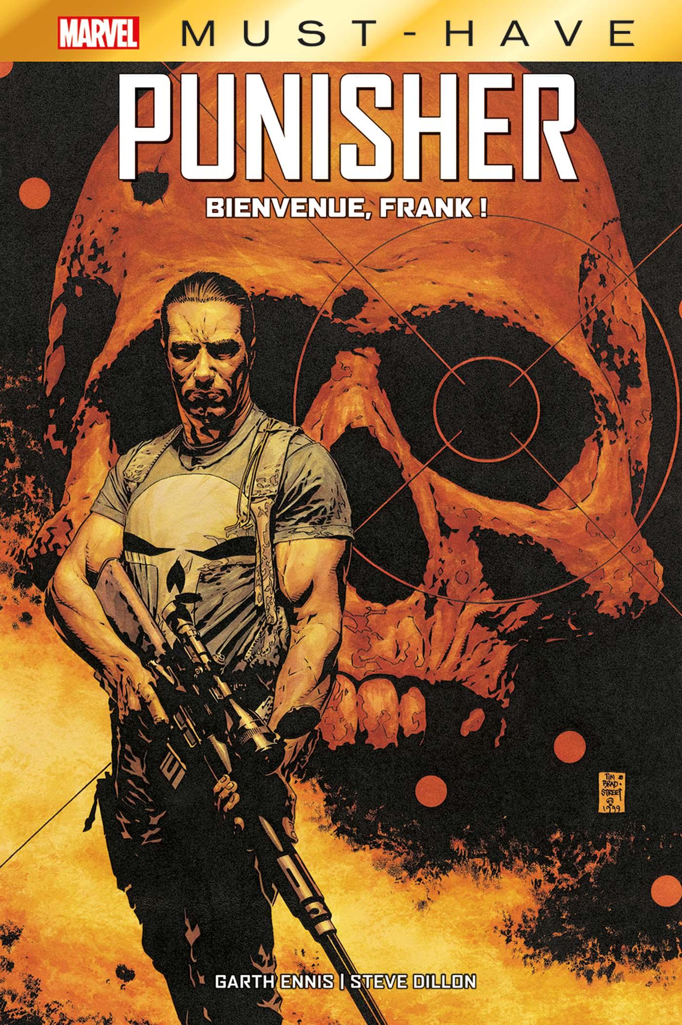 Punisher : Bienvenue, Frank ! (VF)