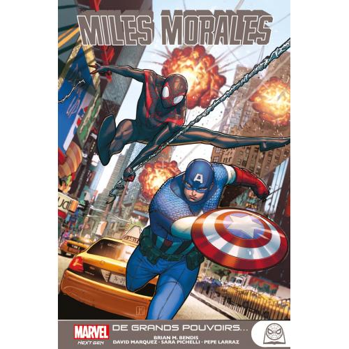 Miles Morales : De grands pouvoirs (VF)