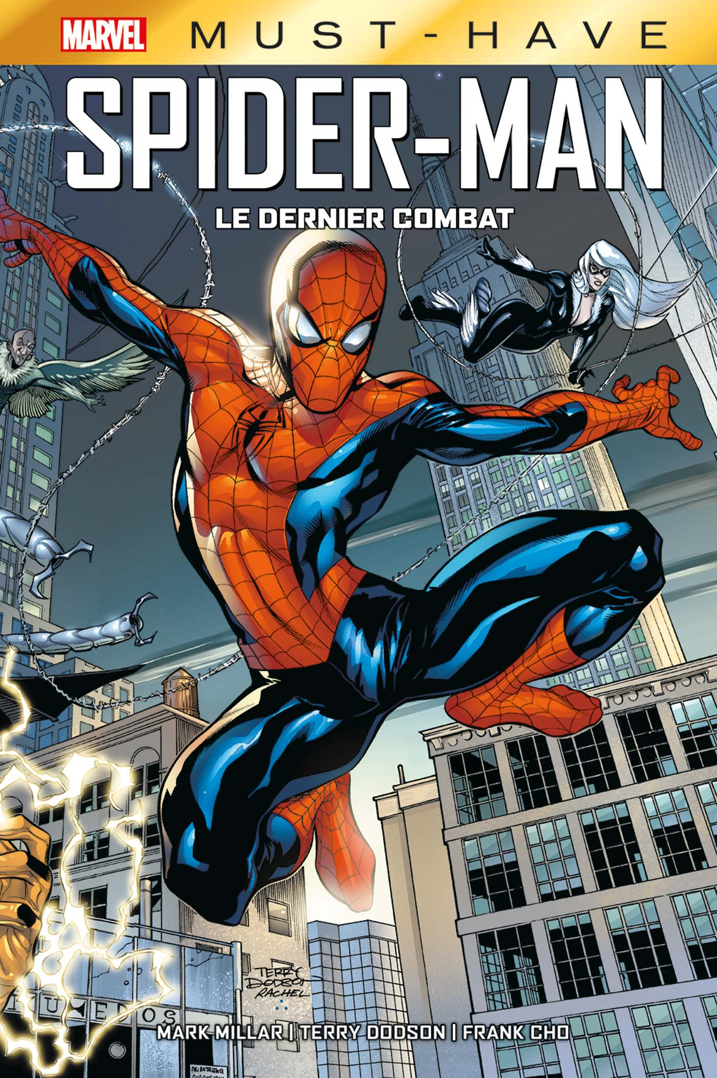 Marvel Knights Spider-Man (VF)