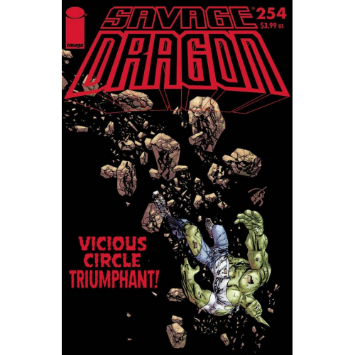 SAVAGE DRAGON 254 (VO)