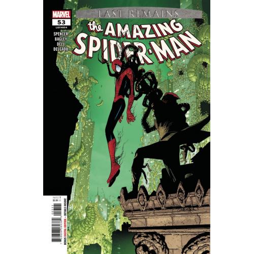 AMAZING SPIDER-MAN 53 (VO)