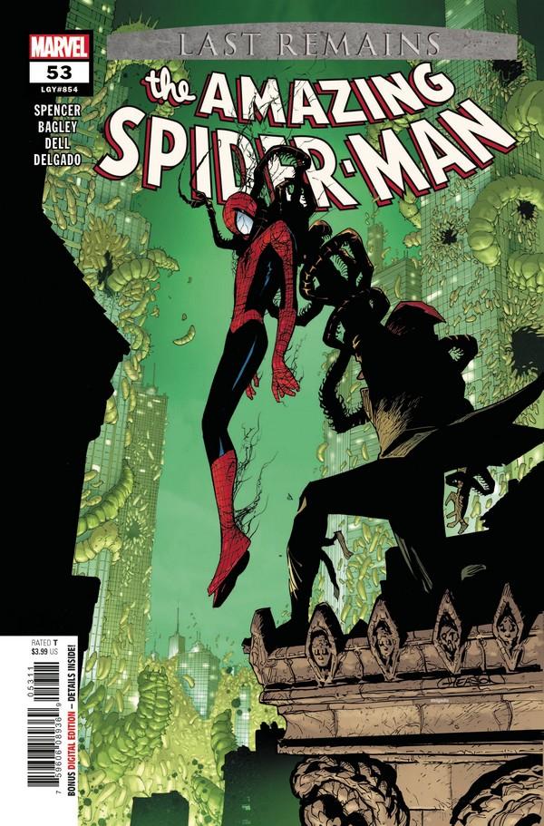 AMAZING SPIDER-MAN 52 (VO)