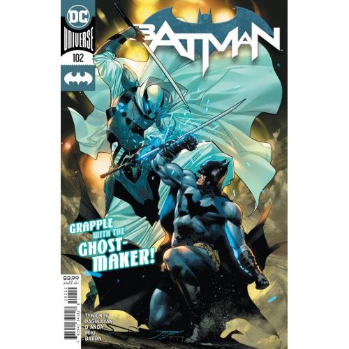 BATMAN 102 (VO)