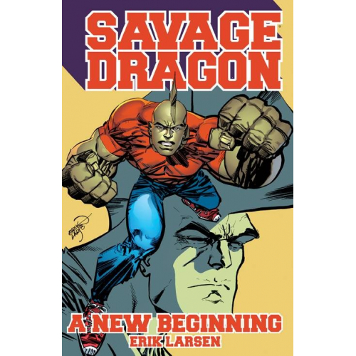 SAVAGE DRAGON A NEW BEGINNING TP (VO)
