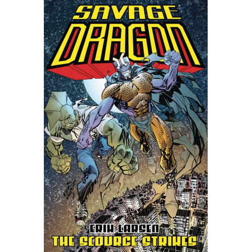SAVAGE DRAGON SCOURGE STRIKES TP (VO)